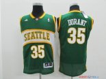 Seattle Supersonics - Maillot NBA Kevin Durant 35 Vert