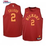 Indiana Pacers - Maillot Junior NBA Darren Collison 2 Retro Bordeaux