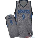 Minnesota Timberwolves - Maillot NBA Ricky Rubio 9 2013 Static Fashion