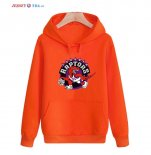Totonto Raptors-Sweat Capuche NBA Orange