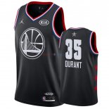 2019 All Star - Maillot NBA Kevin Durant 35 Noir