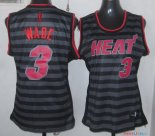 Groove Fashion - Maillot Femme NBA Dwyane Wade 3