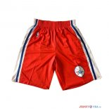 Philadelphia Sixers - Pantalon NBA Rouge