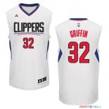 Los Angeles Clippers - Maillot NBA Blake Griffin 32 Blanc