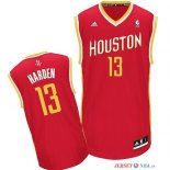 Houston Rockets - Maillot NBA James Harden 13 Retro Rouge