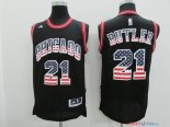 USA Flag Special Edition - Maillot NBA Butler 21 Noir