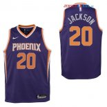 Phoenix Suns - Maillot Junior NBA Josh Jackson 20 Pourpre Icon