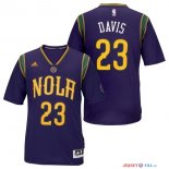 New Orleans Pelicans - Maillot NBA Anthony Davis 23 Bleu