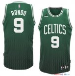 Boston Celtics - Maillot NBA Rondo 9 Vert Retentisse Fashion