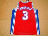 Film Basket-Ball- Maillot NBA Cambridge 3 Rouge Air Academy