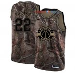 Washington Wizards - Maillot NBA Otto Porter 22 Camo Swingman Collection Realtree 2018