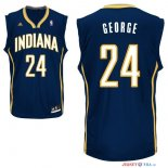 Indiana Pacers - Maillot NBA Paul George 24 Bleu