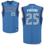 Dallas Mavericks - Maillot NBA Chandler Parsons 25 Bleu