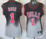 Retentisse Fashion - Maillot Femme NBA Derrick Rose 1