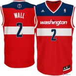 Washington Wizards - Maillot NBA John Wall 2 Rouge