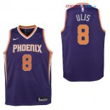 Phoenix Suns - Maillot Junior NBA Tyler Ulis 8 Pourpre Icon