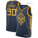 Golden State Warriors - Maillot NBA Stephen Curry 30 Nike Marine Ville 2018/2019