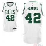 Boston Celtics - Maillot NBA Al Horford 42 Blanc