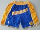 Golden State Warriors - Pantalon NBA Curry Bleu