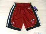 Miami Heat - Pantalon NBA Rouge Noir