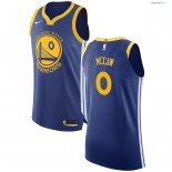Golden State Warriors - Maillot NBA Patrick McCaw 0 Bleu Icon 2017/2018