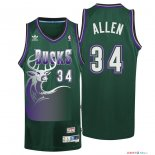Milwaukee Bucks - Maillot NBA Ray Allen 34 Vert