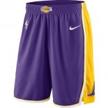 Los Angeles Lakers - Pantalon NBA Pourpre