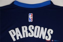 Dallas Mavericks - Maillot NBA Chandler Parsons 25 Bleu Profond