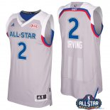 2017 All Star - Maillot NBA kyrie Irving 2 Gray