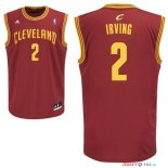 Cleveland Cavaliers - Maillot NBA Kyrie Irving 2 Rouge