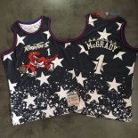 Toronto Raptors - Maillot NBA Tracy McGrady 1 Retro Noir AU
