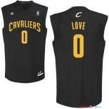 Cleveland Cavaliers - Maillot NBA Kevin Love 0 Noir