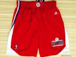 Los Angeles Clippers - Pantalon NBA Rouge