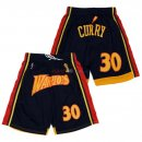 Golden State Warriors - Pantalon NBA Curry Noir
