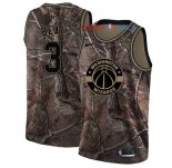 Washington Wizards - Maillot NBA Bradley Beal 3 Camo Swingman Collection Realtree 2018