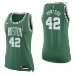 Boston Celtics - Maillot Femme NBA Al Horford 42 Vert Icon 2017/2018