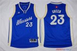 Golden State - Maillot Junior NBA Draymond Green 23 Bleu 2015 Noël