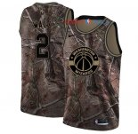 Washington Wizards - Maillot NBA John Wall 2 Camo Swingman Collection Realtree 2018