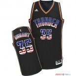 USA Flag Special Edition - Maillot NBA Durant 35 Noir