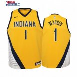Indiana Pacers - Maillot Junior NBA T.J. Warren 1 Jaune Statement 2019-20
