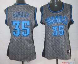 2013 Static Fashion - Maillot Femme NBA Kevin Durant 35