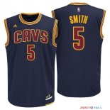 Cleveland Cavaliers - Maillot NBA J.R.Smith 5 Bleu