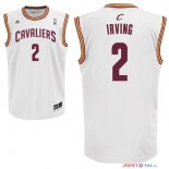 Cleveland Cavaliers - Maillot NBA Kyrie Irving 2 Blanc