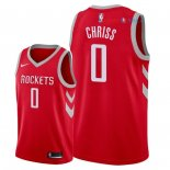 Houston Rockets - Maillot NBA Marquese Chriss 0 Rouge Icon 2018