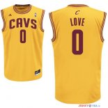 Cleveland Cavaliers - Maillot NBA Kevin Love 0 Jaune