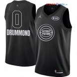 2018 All Star - Maillot NBA Andre Drummond 0 Noir