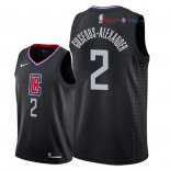 Los Angeles Clippers - Maillot NBA Shai Gilgeous Alexander 2 Noir Statement 2018