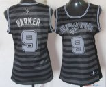 Groove Fashion - Maillot Femme NBA Tony Parker 9