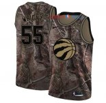 Toronto Raptors - Maillot NBA Delon Wright 55 Camo Swingman Collection Realtree 2018