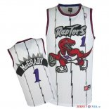 Toronto Raptors - Maillot NBA Tracy McGrady 1 Retro Bleu